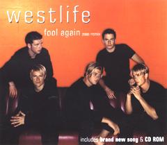 westlife fool again