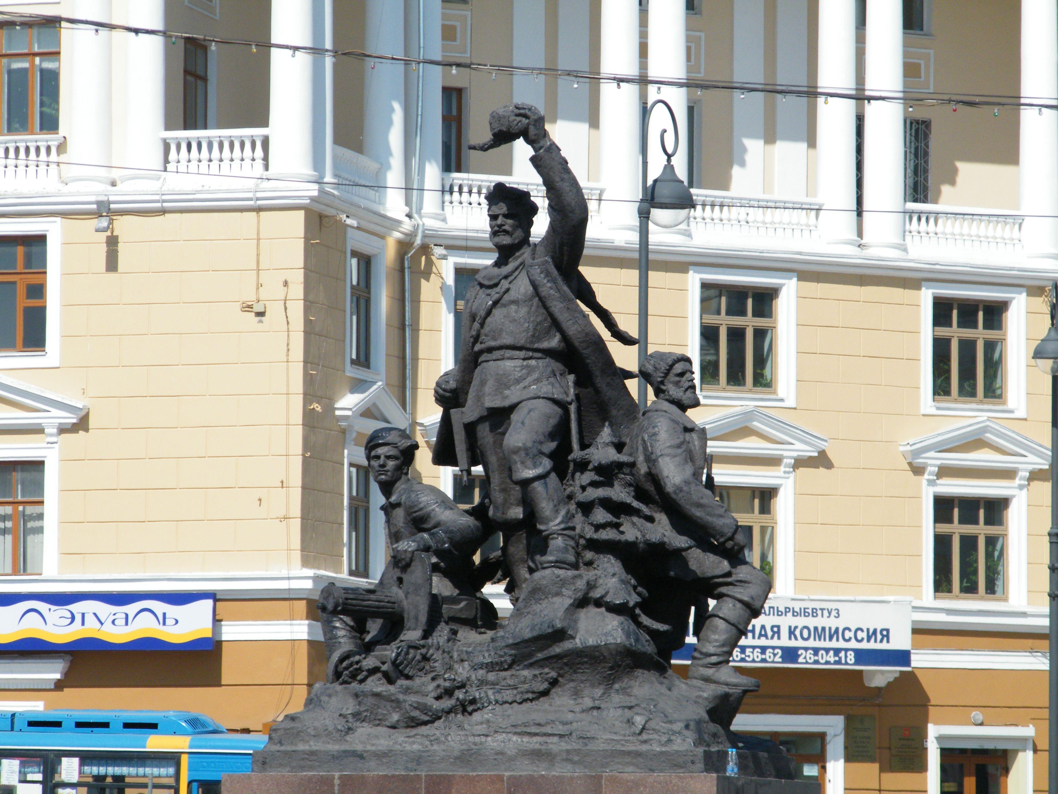 вилка изготовлена памятники владивостока фото с описанием стали первыми итогам