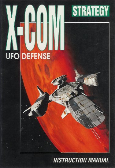 X-COM: UFO Defense — Википедия