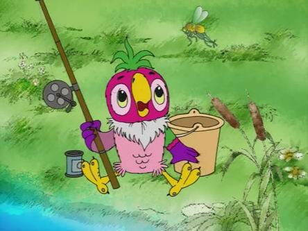 Утро попугая Кеши — Википедия