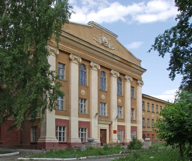НГАСУ (Сибстрин) – Новосибирский государственный