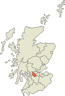 North Lanarkshire map.png