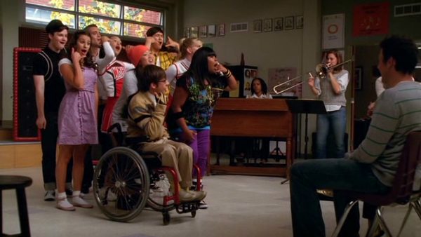 glee episode 10 the ballad essay Season 1 episode 10 - mr schuester has the glee club split up into pairs to sing their favorite ballad, but when one kid gets sick, he's forced to step in and winds up in a sticky.