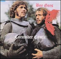 Обложка альбома Bee Gees «Cucumber Castle» (1970)