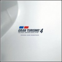 Обложка альбома «Gran Turismo 4 Original Game Soundtrack» (2004)