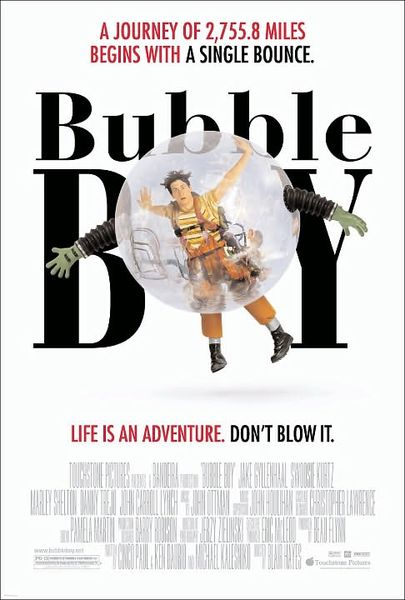 Парень из пузыря — Википедия