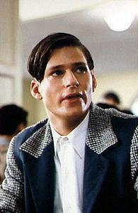 George mcfly haircut