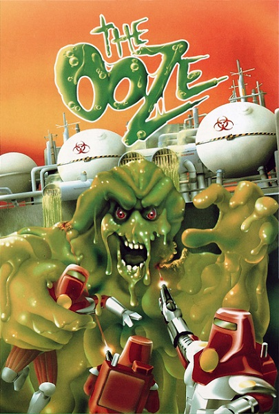 The Ooze. (cover).jpg