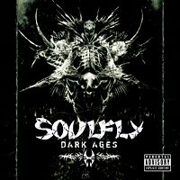 Обложка альбома Soulfly «Dark Ages» (2005)