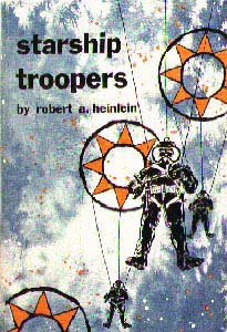 Роберт Хайнлайн - Звездный десант  (Аудиокнига)
