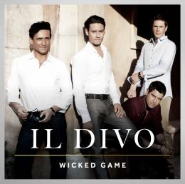 Обложка альбома Il Divo «Wicked Game» (2011)