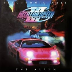 Обложка альбома  «Need for Speed III: Hot Pursuit The Album» (1998)