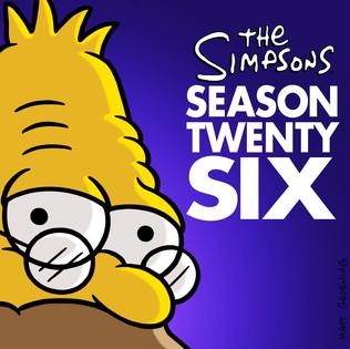 «Симпсоны Смотреть 24 Сезон» / 2004