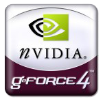 GeForce 4 logo