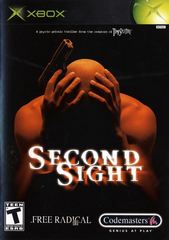 скачать игру second sight