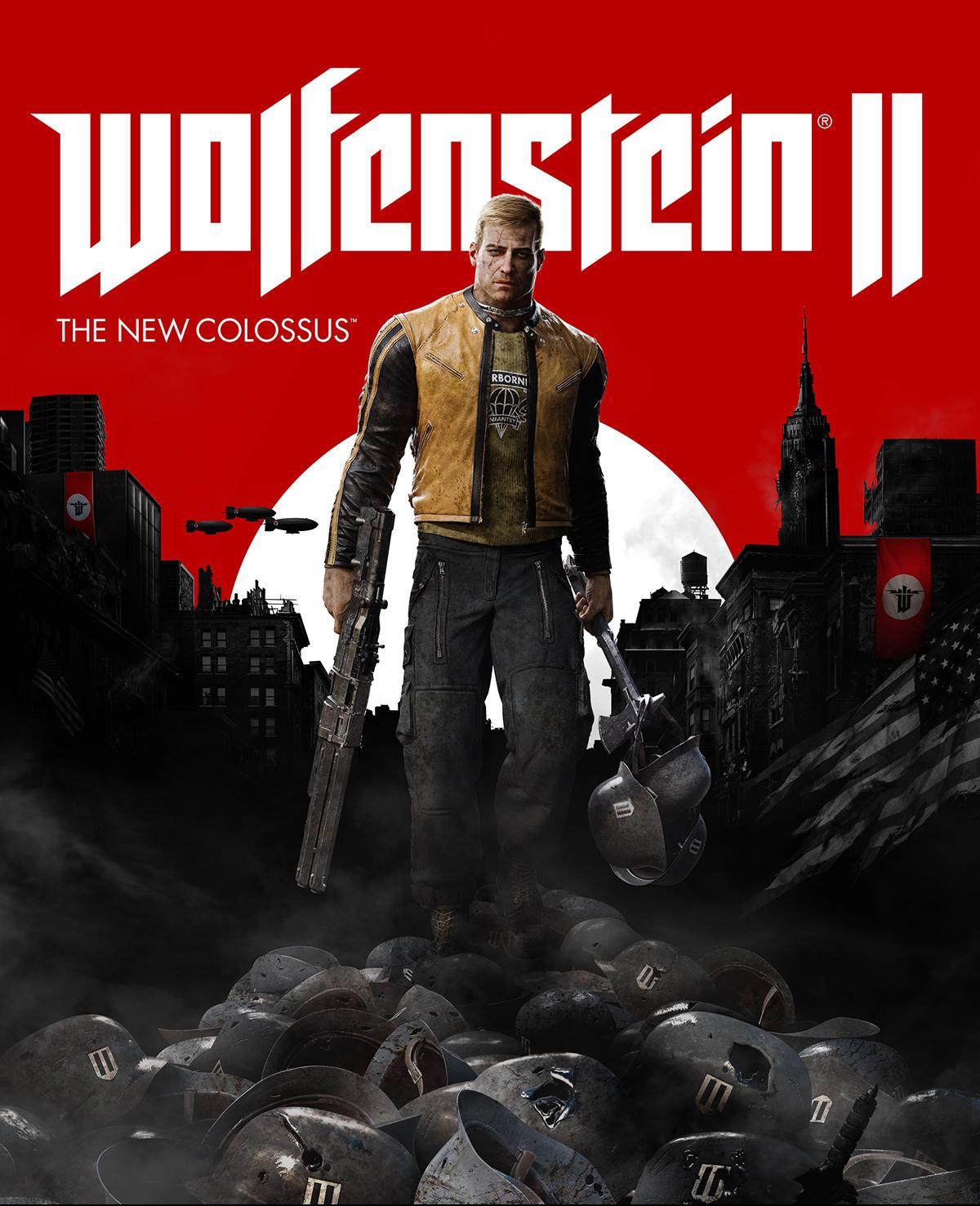 как изменить язык в wolfenstein 2 the new colossus
