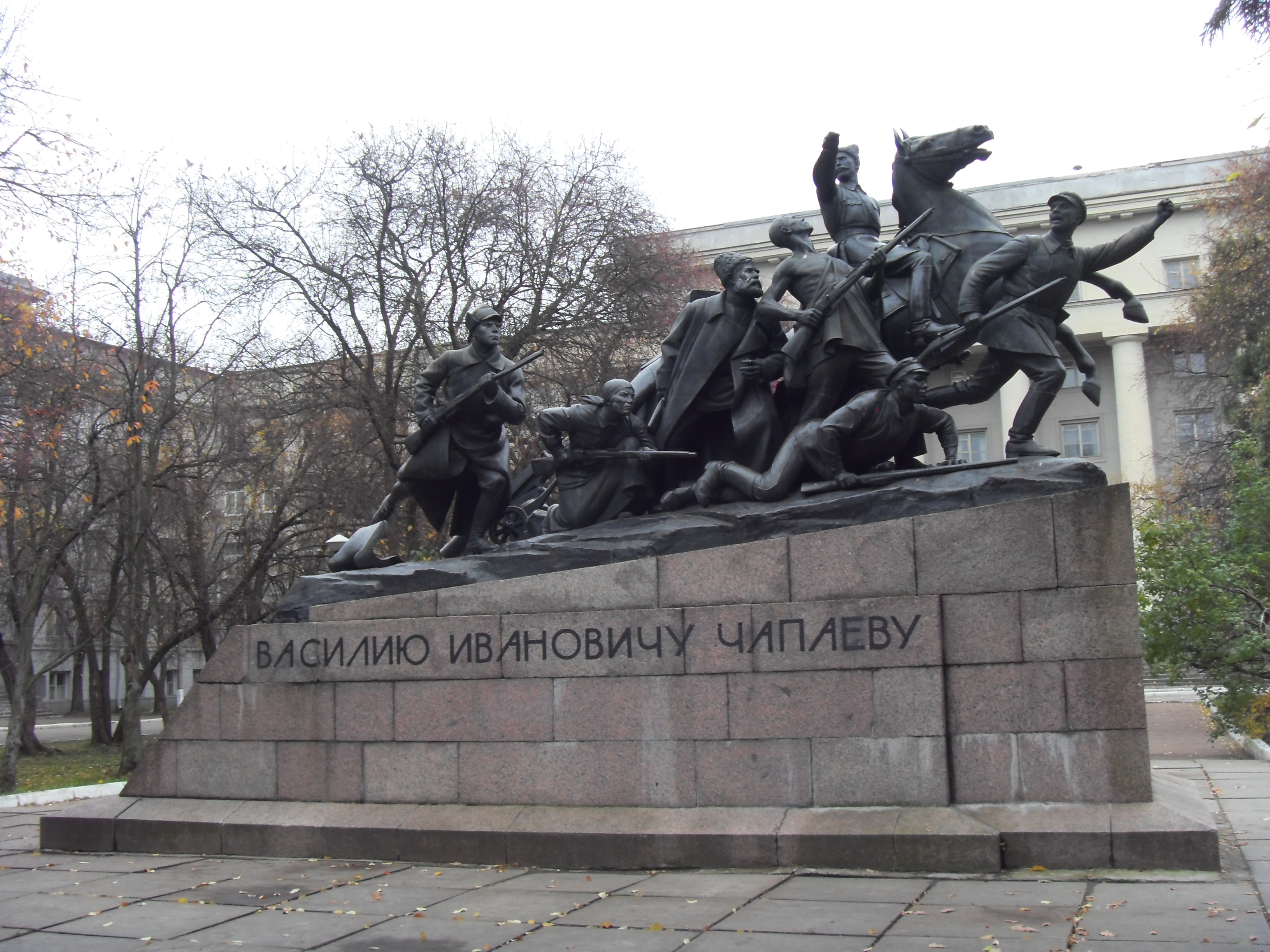 фото спб на памятник