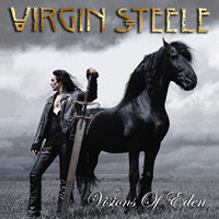 Обложка альбома Virgin Steele «Visions of Eden» (2006)