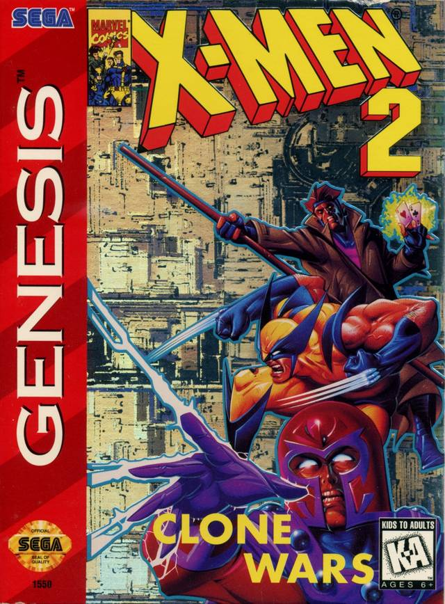 X-Men 2: Clone Wars — Википедия