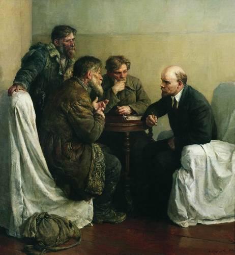 Советское изобразительное искусство Википедия Живопись править править код