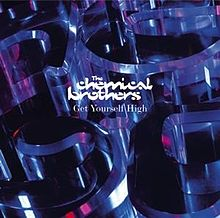 Обложка сингла The Chemical Brothers «Get Yourself High» (2010)
