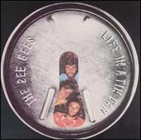 Обложка альбома Bee Gees «Life in a Tin Can» (1973)