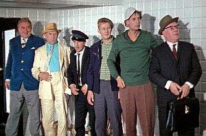 одна и семь мужиков