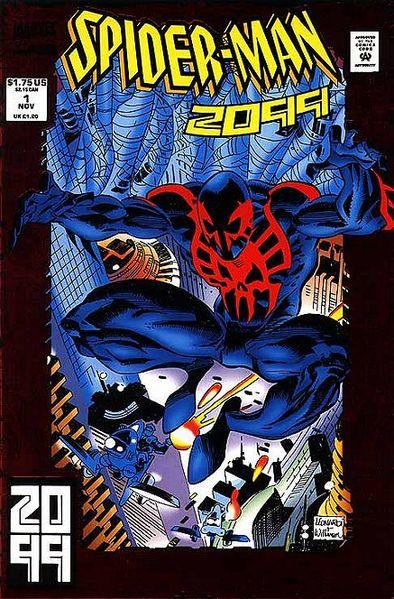 человек паук 2099 википедия