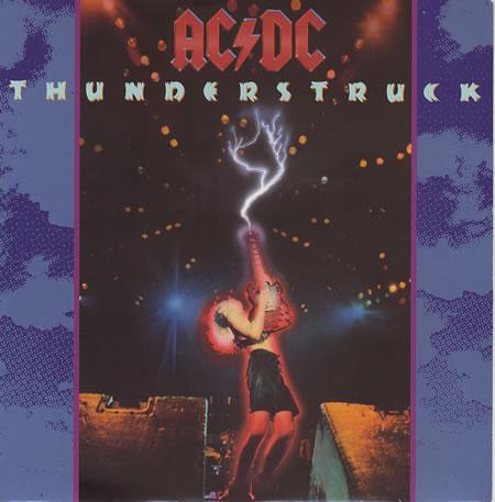 Thunderstruck song  Wikipedia