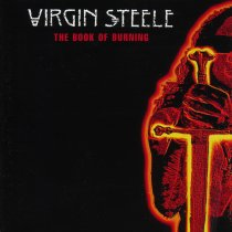 Обложка альбома Virgin Steele «The Book of Burning» (2002)