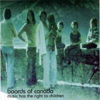 Обложка альбома Boards of Canada «Music Has the Right to Children» (1998)