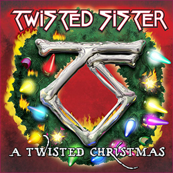 Обложка альбома Twisted Sister «A Twisted Christmas» (2006)