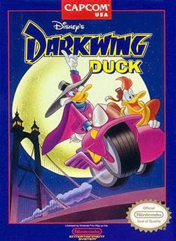 Darkwing Duck (игра, Capcom) — Википедия