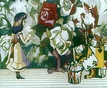 Мультфильмы алиса в стране чудес эротика