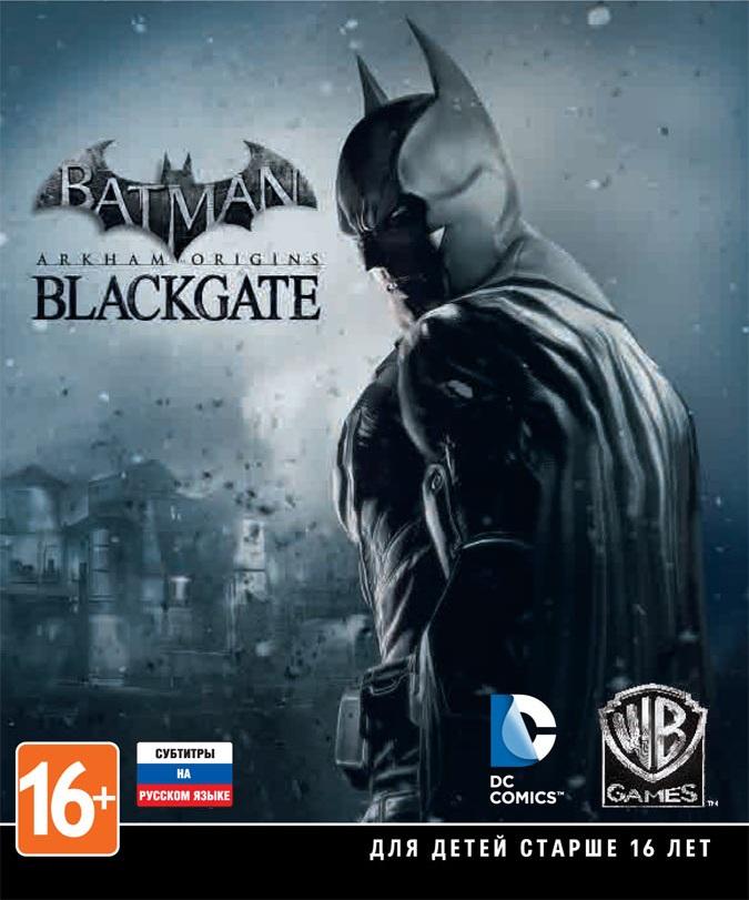 Скачать игру batman arkham origins blackgate через торрент