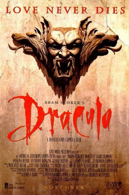 Picture of a movie: Bram Stocker's Dracula