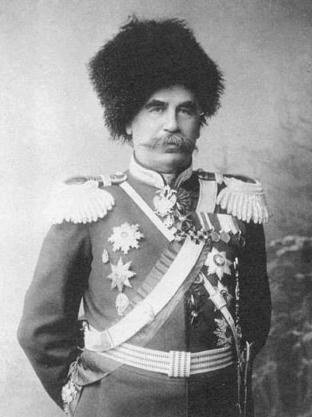 Покровитель В. К. Арсеньева Приамурский генерал-губернатор П. Ф. Унтербергер