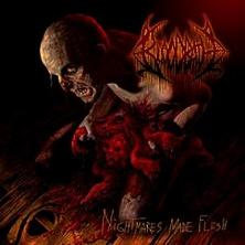 Обложка альбома Bloodbath «Nightmares Made Flesh» (2004)