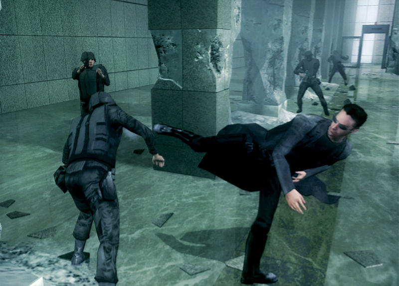 Матрица игра скачать торрент русская версия