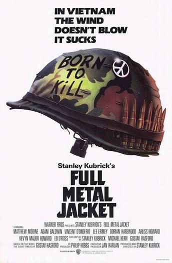 Фильмы Онлайн: Цельнометаллическая оболочка (GOBLIN!!!) / Full Metal Jacket (Goblin)