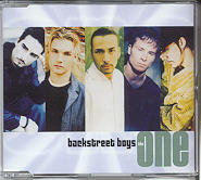 Обложка сингла «The One» (Backstreet Boys, 2000)