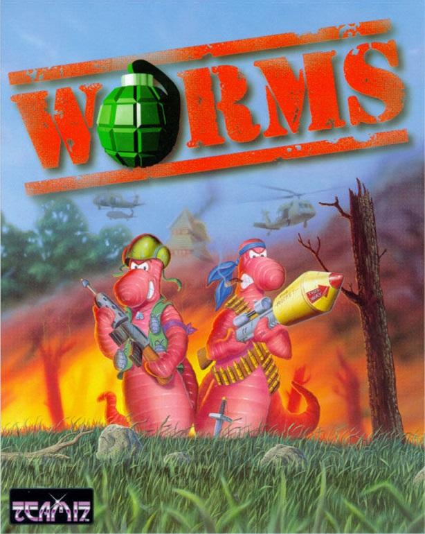 Worms (игра, 1995) — Википедия
