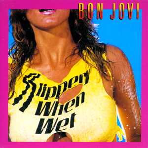 Bon Jovi Slippery When Wet Tour