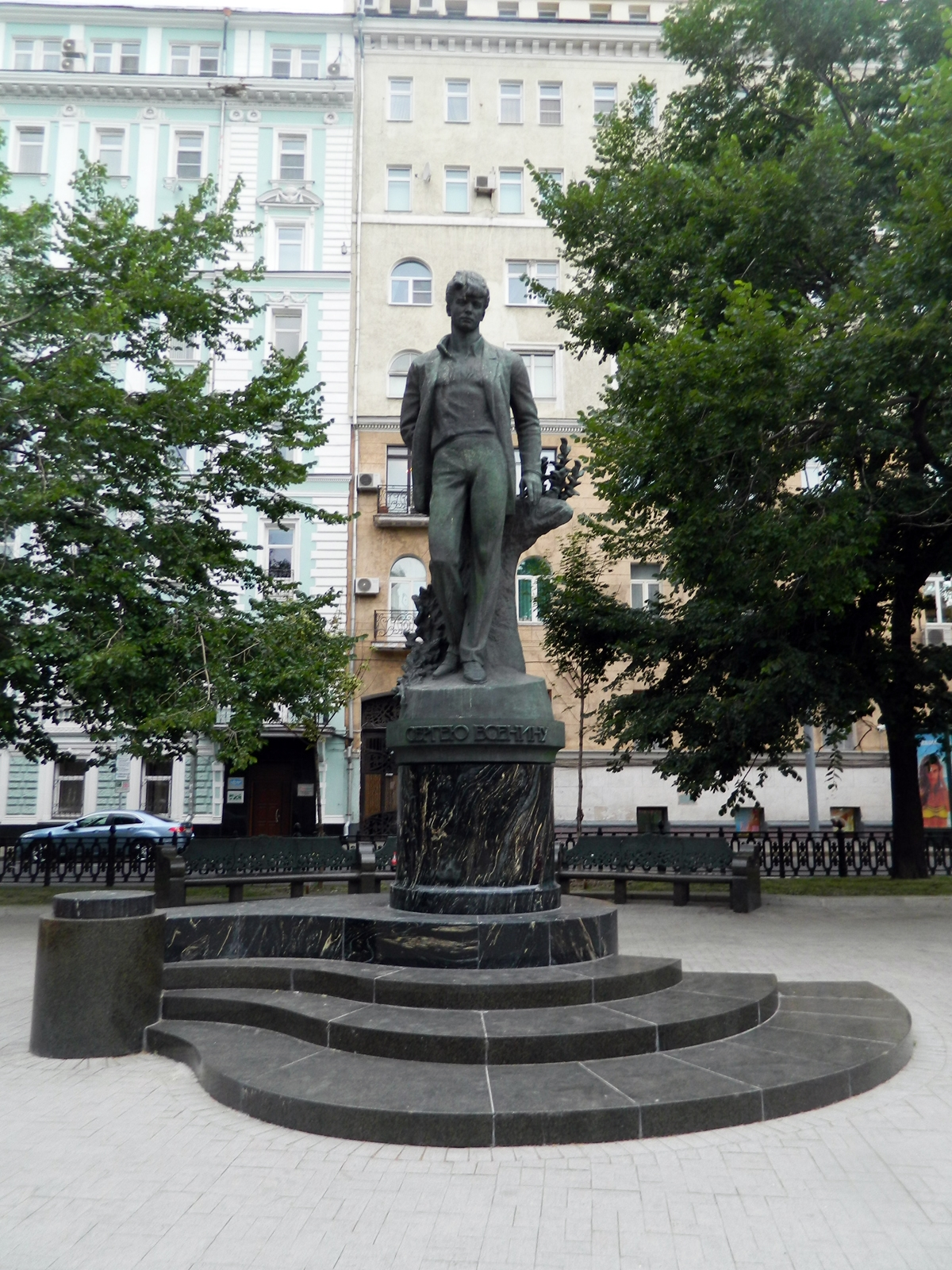 памятники в городе челябинске