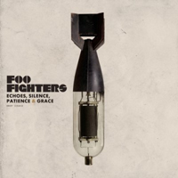 Обложка альбома Foo Fighters «Echoes, Silence, Patience & Grace» (2007)