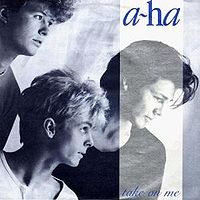 a-ha take on me текст песни: