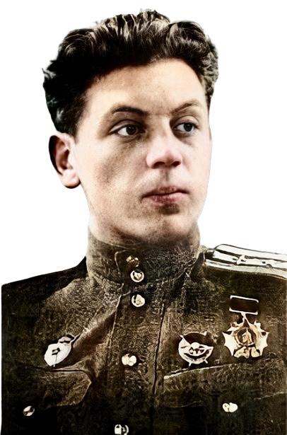 Полковник авиации В.И.Сталин