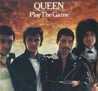 "Обложка сингла «""Play the Game""» (Queen, (1980))"
