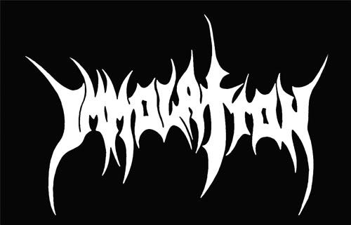 TOP 10 ALBUMS DE DEATH METAL - Página 10 Immolation-logo