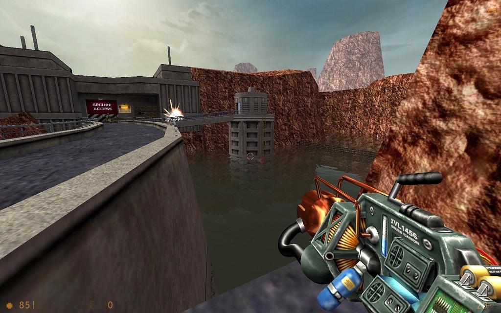 скачать игру half life source через торрент